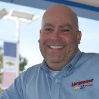 Damon C. Utley at Joe Lunghamer Chevrolet