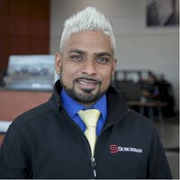 Ashley Narine-Fivenson at Suburban Chrysler Dodge Jeep RAM FIAT of Ann Arbor