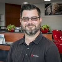 Andrew Allen at Suburban Chrysler Dodge Jeep RAM FIAT of Ann Arbor