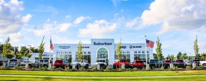 Suburban Chrysler Dodge Jeep RAM of Ann Arbor, Ann Arbor, MI, 48103