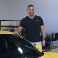 Evan Psihogios at Chicago Motor Cars