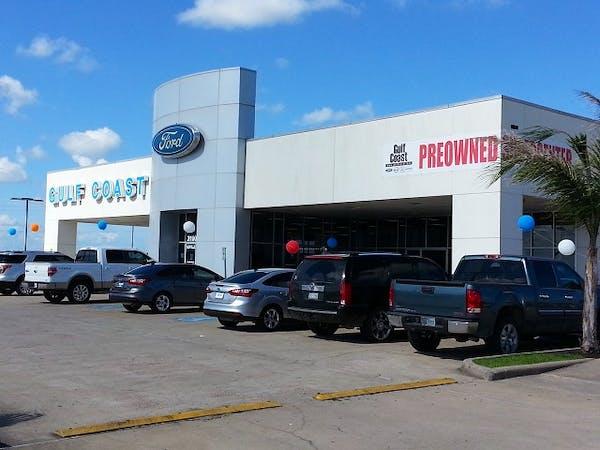 Gulf Coast Ford, Angleton, TX, 77515