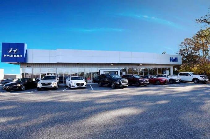 Hall Ford Elizabeth City, Elizabeth City, NC, 27909
