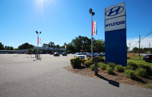 Hall Hyundai Elizabeth City, Elizabeth City, NC, 27909