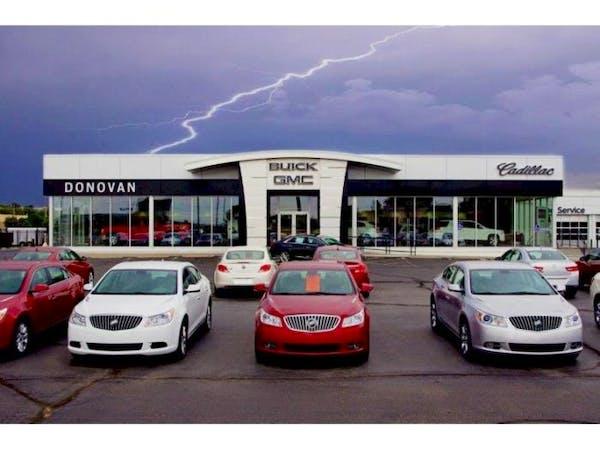 Donovan Auto & Truck Center, Wichita, KS, 67209