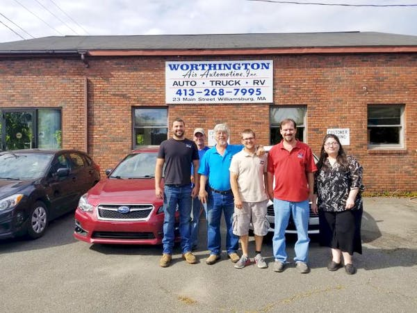 Worthington Air Automotive, Williamsburg, MA, 01096