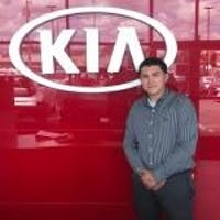 Gianni Leto at Destination Kia