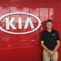 Robert Bucher III at Destination Kia