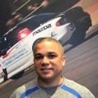 Michael  Hackett at Mazda of Orland Park