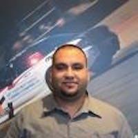 Adrian  Najera at Mazda of Orland Park