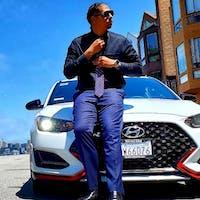 Christopher Preciado at Stockton Hyundai