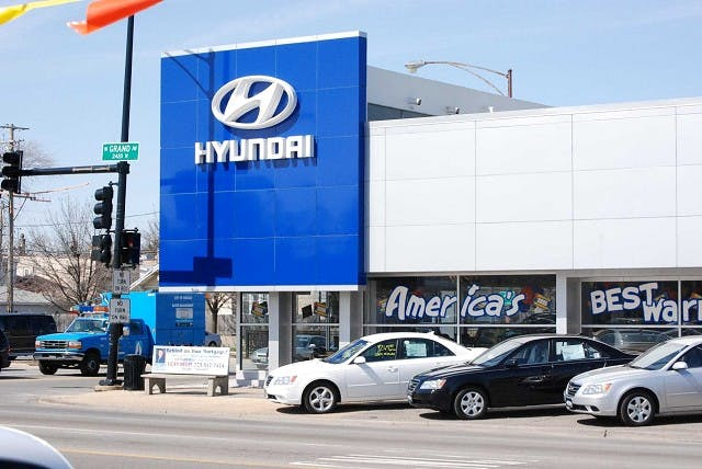 McGrath City Hyundai, Chicago, IL, 60707