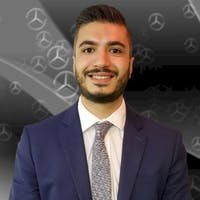 Rafic Trawi at Mercedes-Benz of Natick