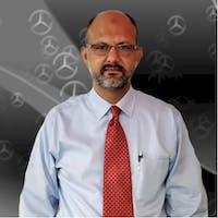 Haider Amin at Mercedes-Benz of Natick