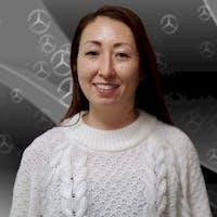 Twana Yoon at Mercedes-Benz of Natick