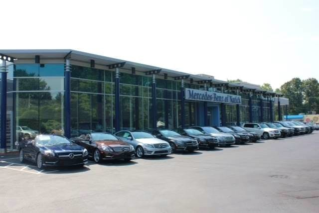 Mercedes-Benz of Natick, Natick, MA, 01760