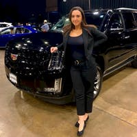 Rachele Risucci at Hudson Cadillac Buick GMC