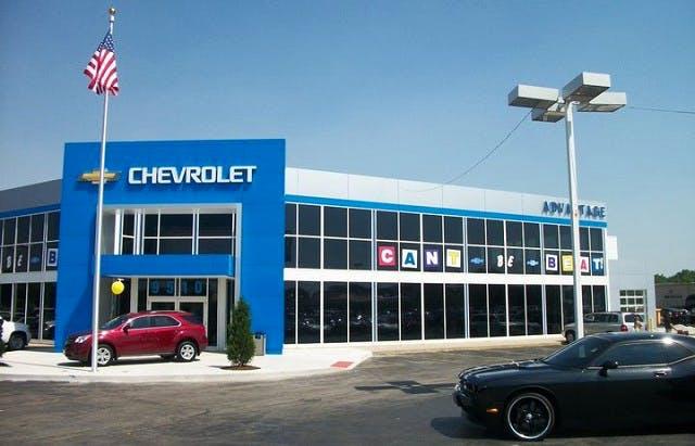 Advantage Chevrolet of Hodgkins, Hodgkins, IL, 60525