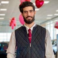 Adam Al-Ashi at Honda of Kenosha