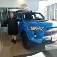 Bob Croeker at Racine Toyota