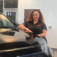 Alicia Holliday at Racine Toyota
