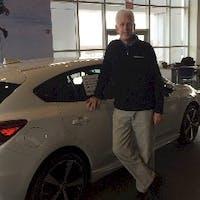 John Bamber at Kenosha Subaru