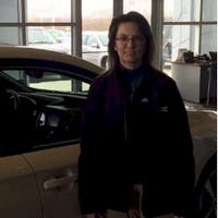 Lori Gilland at Kenosha Subaru