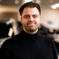 Jon Fusha at Motor Werks Cadillac