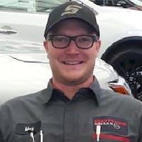 Max Schellhaas at Eden Prairie Nissan - Service Center