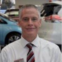 Chuck Eck at Eden Prairie Nissan