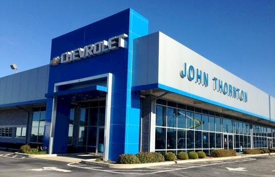 John Thornton Chevrolet, Lithia Springs, GA, 30122