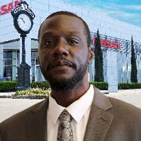 Terry Edwards at Baker Nissan