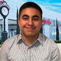 Ricky Reyes at Baker Nissan