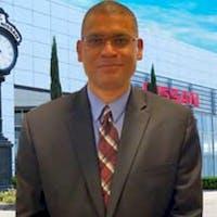 Luis Castillo at Baker Nissan