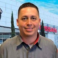 David Espino at Baker Nissan