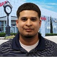 Gabriel Castillo at Baker Nissan