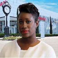 Venessa Richards at Baker Nissan