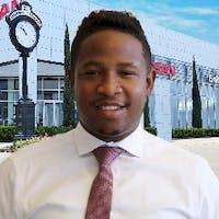 Kene Abiakam at Baker Nissan