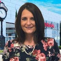 Stephanie O'Neal at Baker Nissan