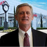 Stuart Saims at Baker Nissan