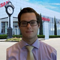 Austin Threadgill at Baker Nissan