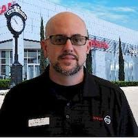 Damon Heim at Baker Nissan