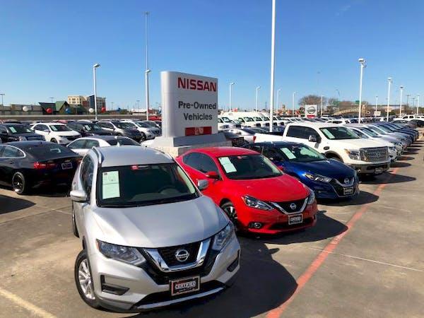 Baker Nissan, Houston, TX, 77065