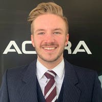 Mitch Romancia at Acura Centre of Saskatoon