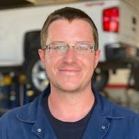 Adam Oswald at Davis Chevrolet