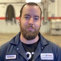 Tanner Jacob at Davis Chevrolet