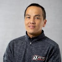 Chinh Nguyen at Davis Chevrolet