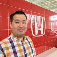 Tony Truong at Alberta Honda