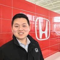 Richard Yao at Alberta Honda