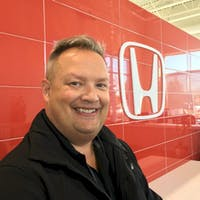 Mike Pelley at Alberta Honda